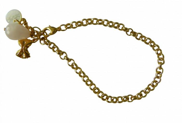 goud armbandje
