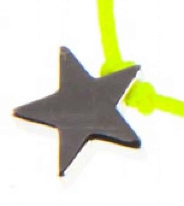 Neon armband | Star - Collectie Blinckstar 1