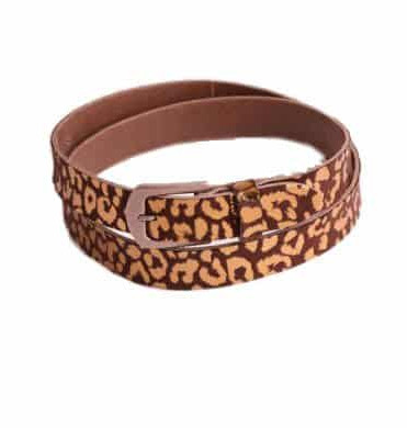 luipaard riem