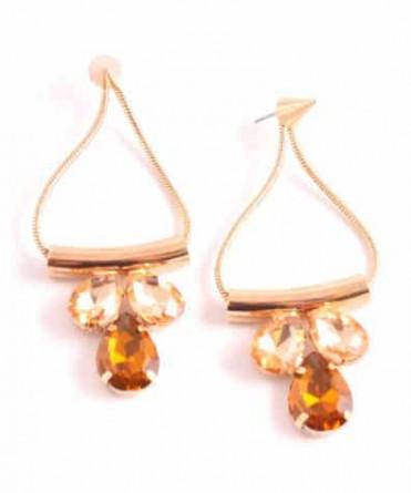 chandelier oorbellen