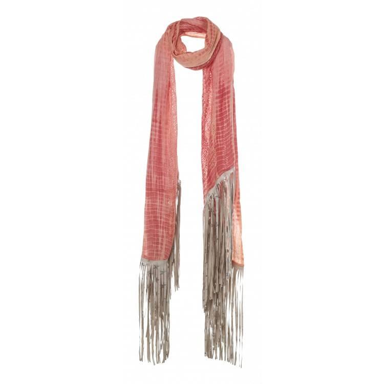 lange sjaal