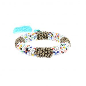 armband met kraaltjes