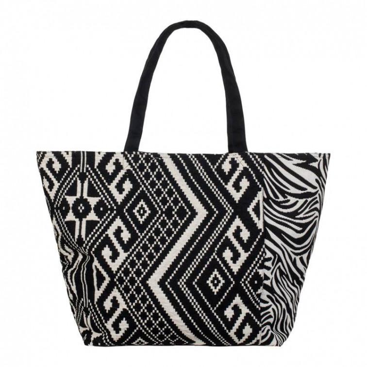 Zwarte shopper Loom & Lace - Collectie Loom & Lace 1