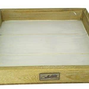 houten dienblad