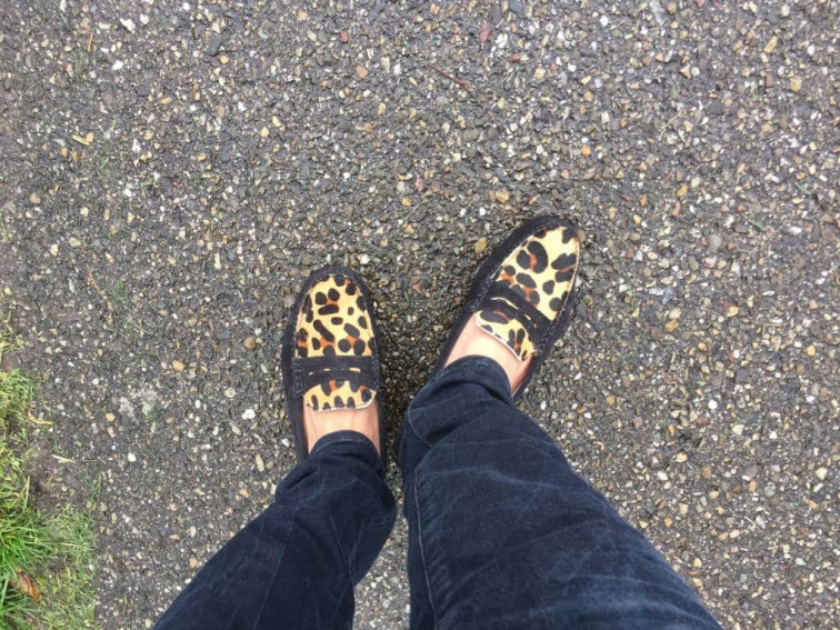 Zwarte moccasin - Collectie Tango Shoe 1