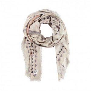 zandkleurige sjaal