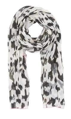 trendy sjaal