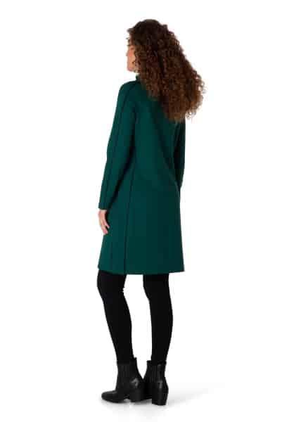 Groen jurkje Anne-Sophie - Yest 1