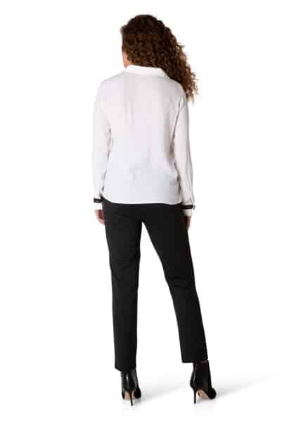 Witte dames blouse - Yest 1