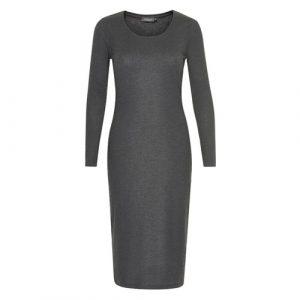 grijze jurk