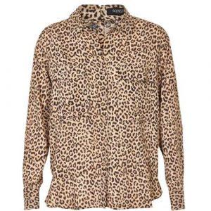 panterprint blouse