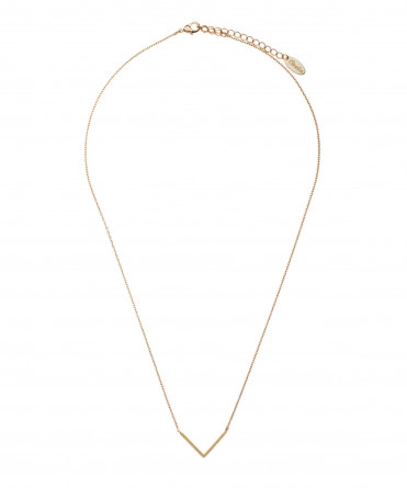 gold plated ketting