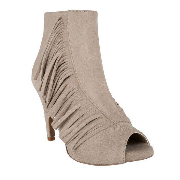 peeptoe heels