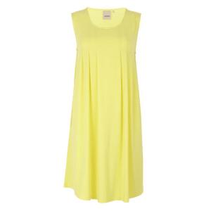 gele jurk mary