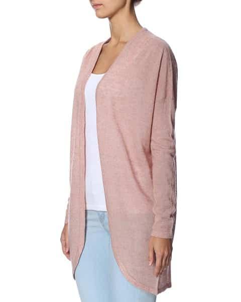 roze vest