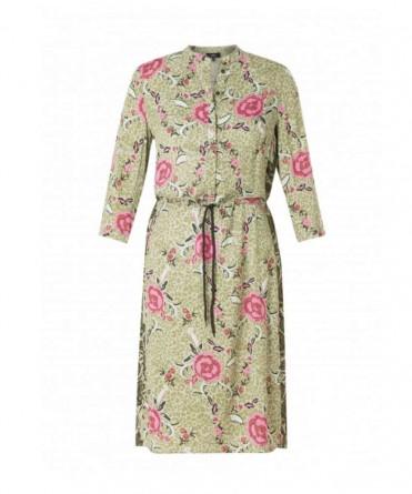 jurk bloemenprint