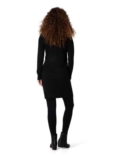 Korte zwarte jurk - Yest 1