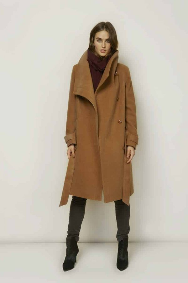 dames trenchcoat