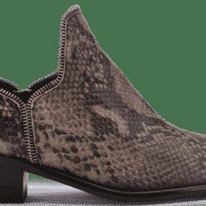 slangenprint schoen