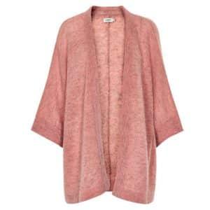 roze dames vest Milla