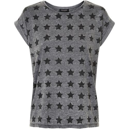 t shirt met ster