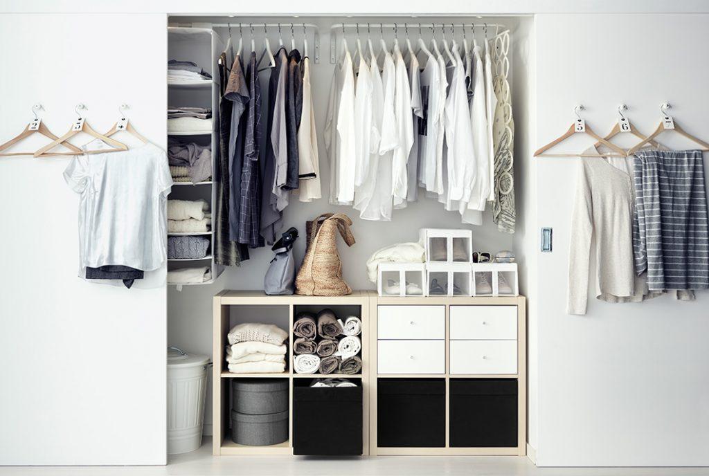 3 tips om je kledingkast in te richten 1