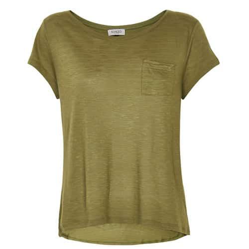 groen tshirt vk