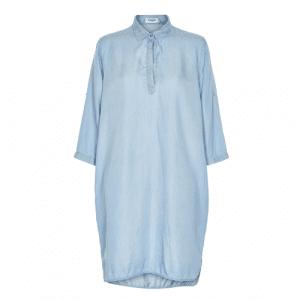 jeans blouse jurk