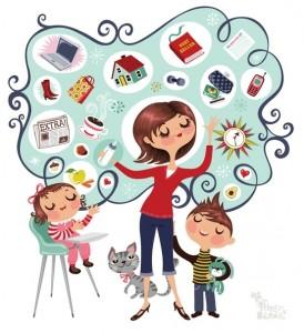 Werkende moeder en toch tijd voor jezelf? Het kan met deze tips! 1