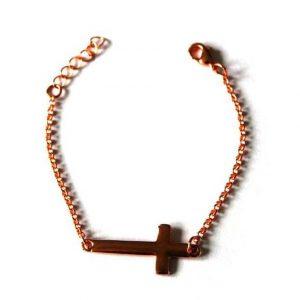 armband met kruisje