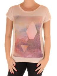 roze dames t shirt