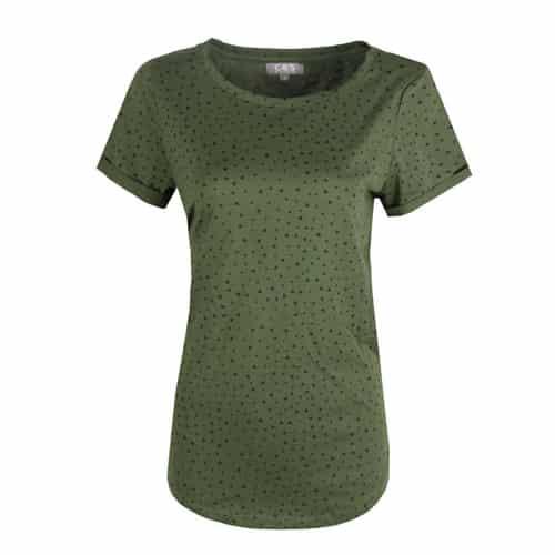 Groen dames tshirt