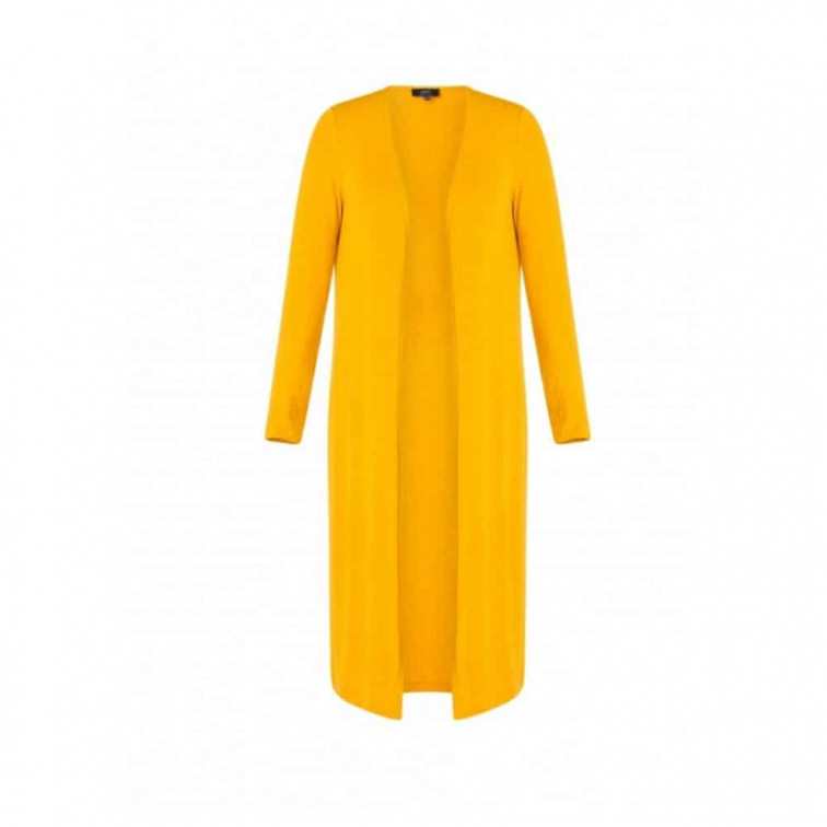 geel vest dames