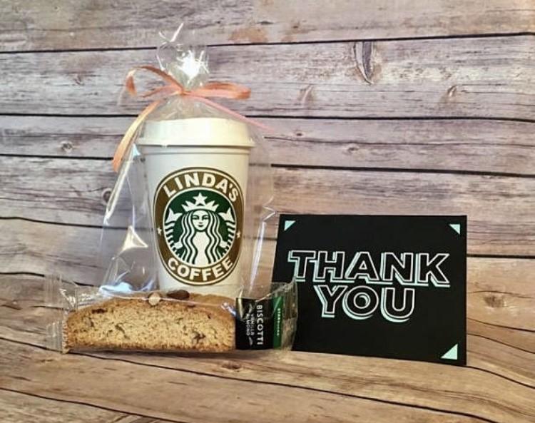 Starbucks beker