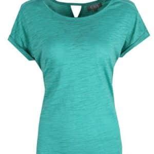 dames shirt groen