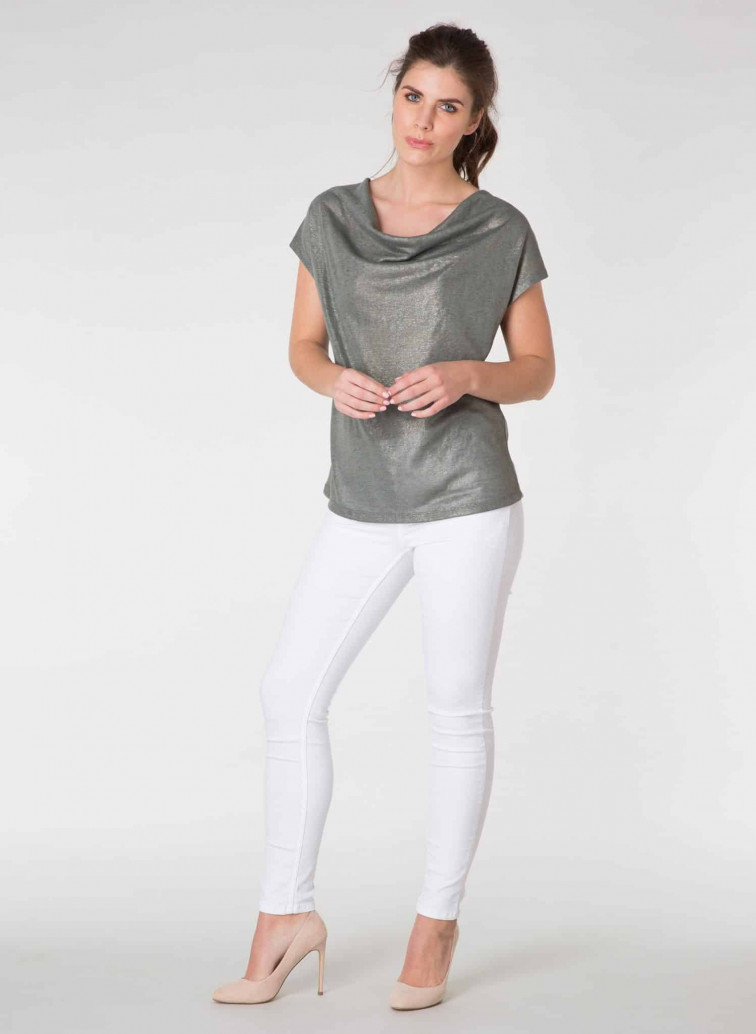 Glitter shirt dames - Collectie Ivy Beau 2