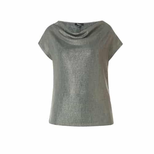 glitter shirt dames