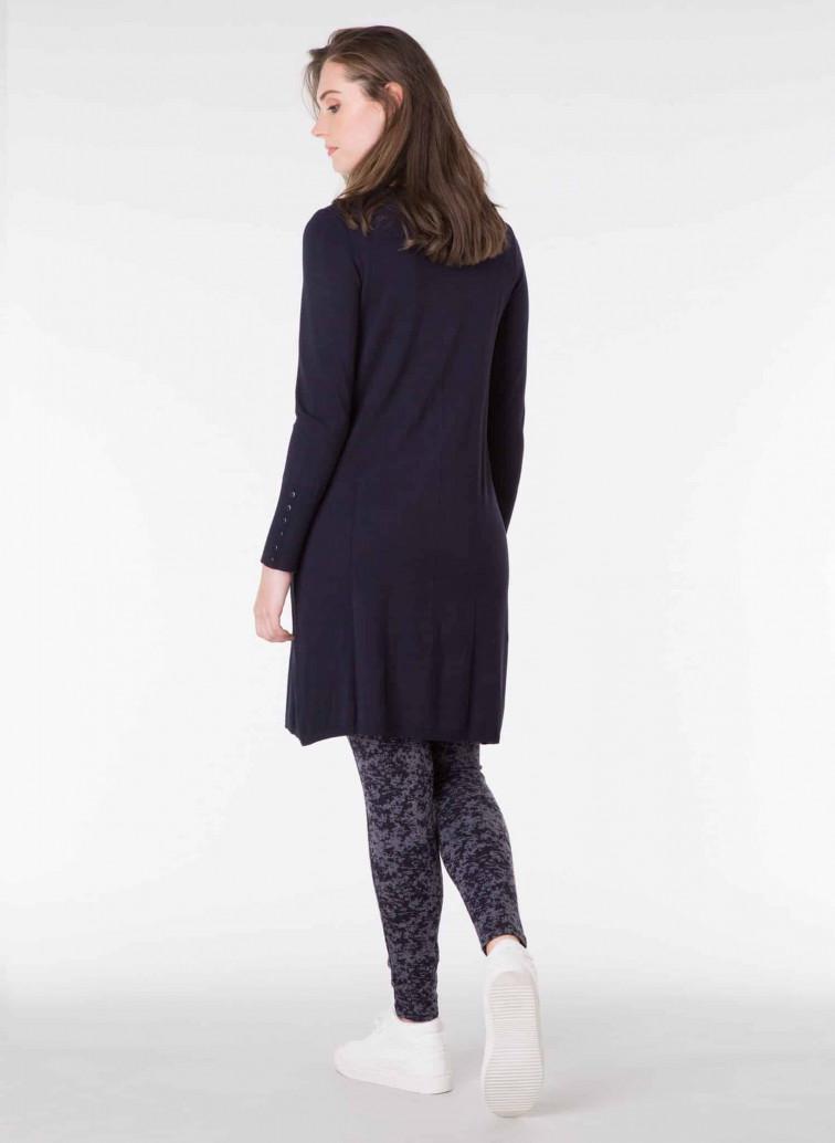 Blauwe jurk - Yest Fashion Collectie 1