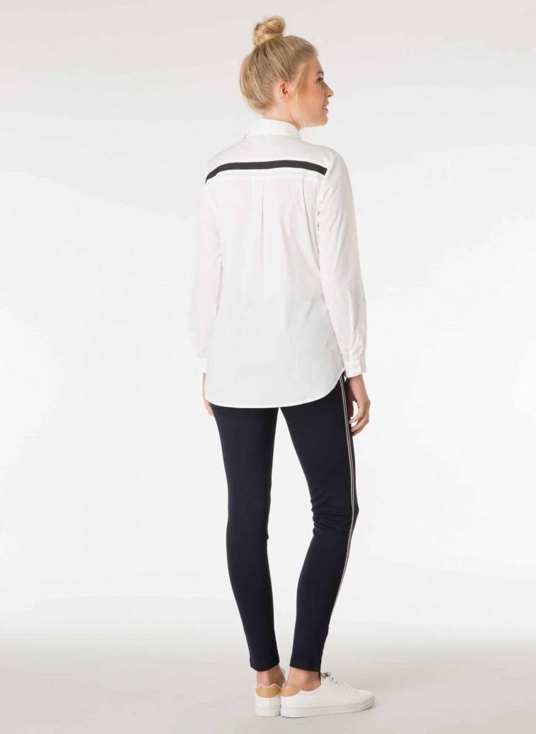 Witte blouse dames - Yest kleding 1