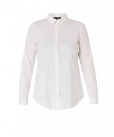 witte blouse dames