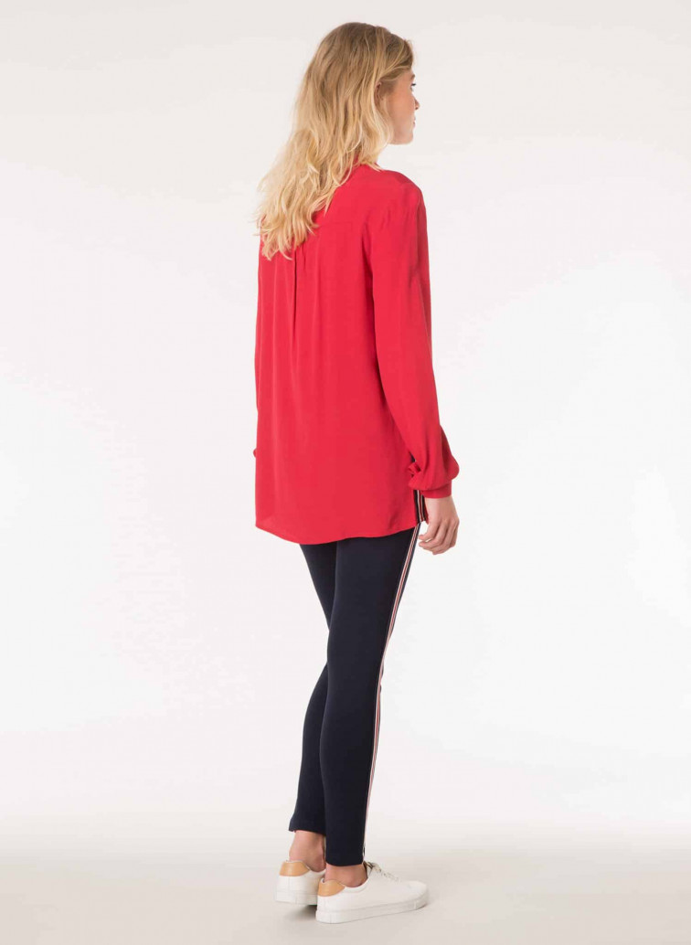 Rode blouse dames - Yest collectie 1