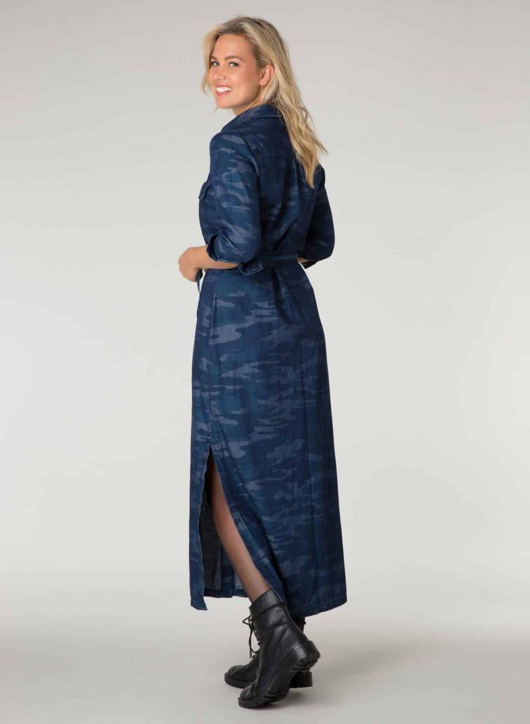 Maxi jurk met print - Ivy Beau 2