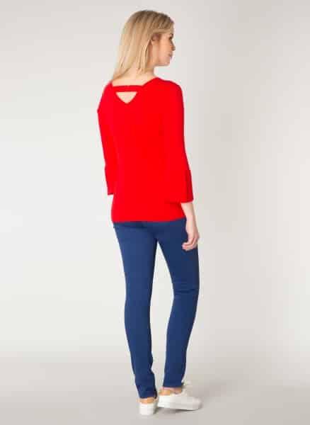 Rode damestrui - Yest kleding 1