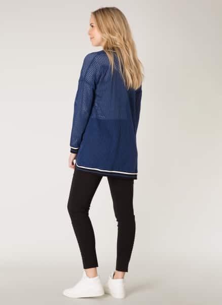 Blauw vest - Yest 1