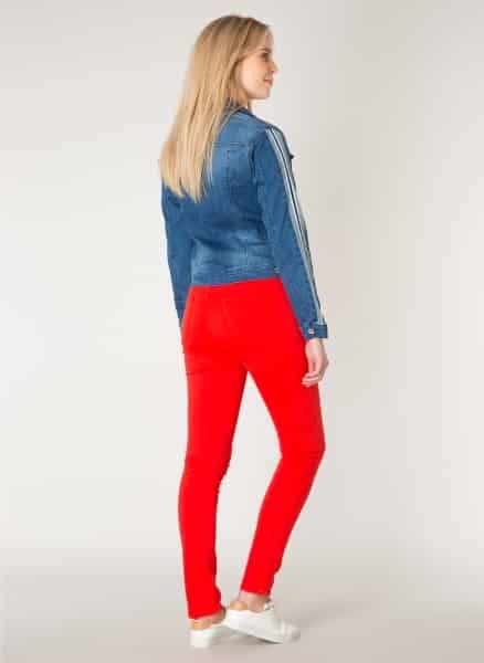 Sportief spijkerjasje - Yest fashion 1
