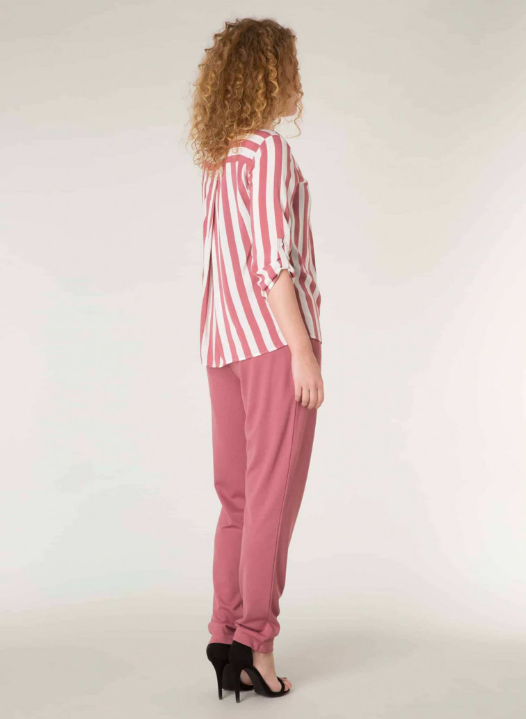 Gestreepte blouse - Yest kleding 1