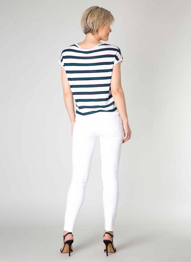 Gestreept damesshirt - Yest 1