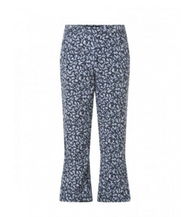 blauwe broek yest