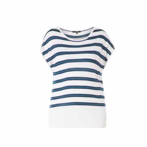 gestreept damesshirt