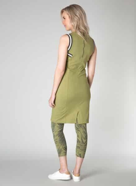 Groen jurkje Keet - Yest online 1